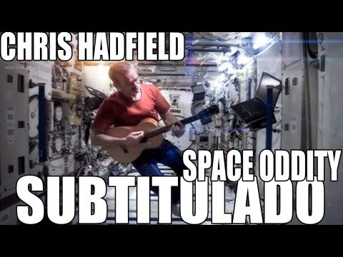 Astronauta Chris Hadfield -
