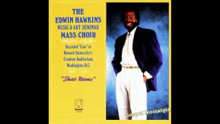Watch Edwin Hawkins God Will Take Care Of You video