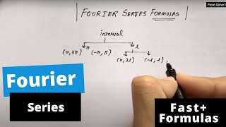 fourier series | fastest  formulas | {2018}ENGINEERING MATHEMATICS | HINDI