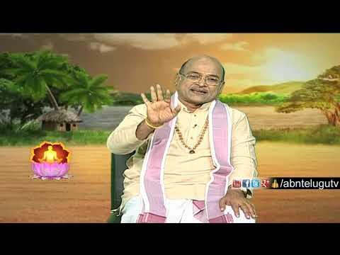 Garikapati Narasimha Rao About Lord Krishna | Nava Jeevana Vedam | ABN Telugu