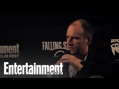 Marvel Studios' Kevin Feige talks 'Iron Man 3' at EW's CapeTown Film Festival