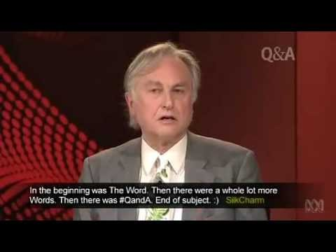 Richard Dawkins vs Cardinal George Pell on Q&A (10-4-2012)