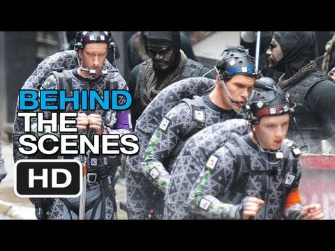 Ninja Turtles Movie Behind the Scenes (2014) - Megan Fox, Michael Bay Movie HD