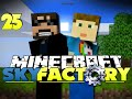 Minecraft Modded SkyFactory 25 - OCTUPLE COMPRESSION