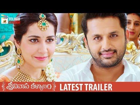 Srinivasa Kalyanam Movie LATEST TRAILER | Nithiin | Raashi Khanna | Dil Raju | Mango Telugu Cinema