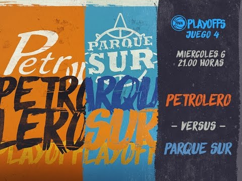 TNA - PLAYOFF - Petrolero vs. Parque Sur - 06.03.2016 - Partido 4