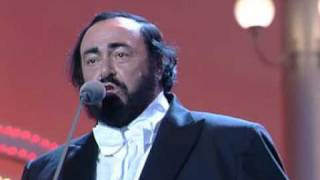 Luciano Pavarotti Video - Enrique Iglesias & Luciano Pavarotti - Cielito Lindo