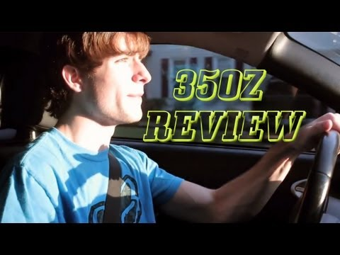 Nissan 350z Review