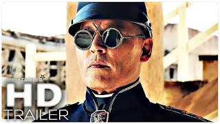 WAITING FOR THE BARBARIANS Official Trailer (2020) Johnny Depp, Robert Pattinson Movie HD