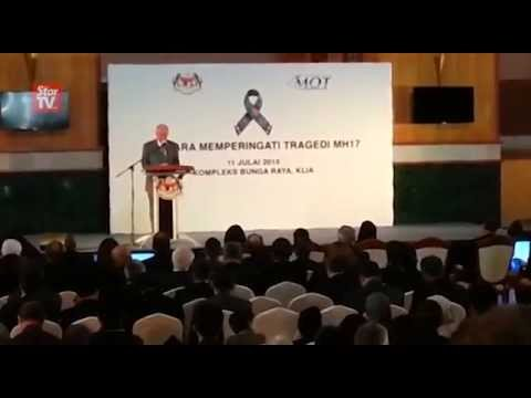 MH17: Najib says he shares grievances of all victims' families