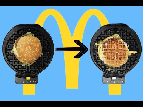 Can You Waffle It? (mcdonald's Edition) video