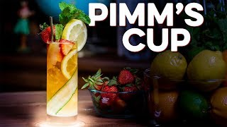 Pimm's Cup | How to Drink