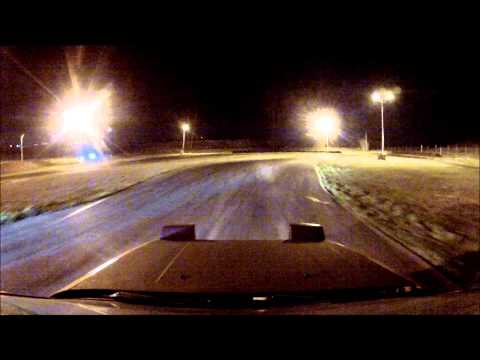 AE86 drifting AMP thursday night drift 3/21