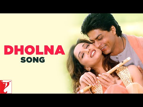 Dholna - Song - Dil To Pagal Hai - Shahrukh Khan | Madhuri Dixit...