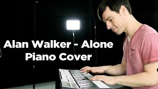 Alan Walker - Alone - Piano Cover