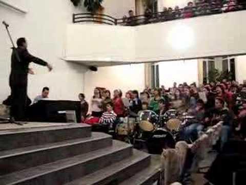 Corul din Biserica Speranta Cluj