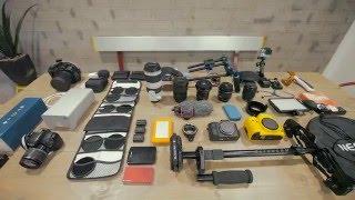 Best Camera Equipment: My Photo & Video Gear List!