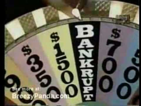 0 Crazy Wheel of Fortune Moment
