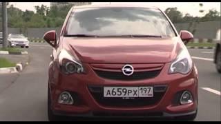 2012 Opel Corsa OPC Nurburgring Edition / Тест-драйв