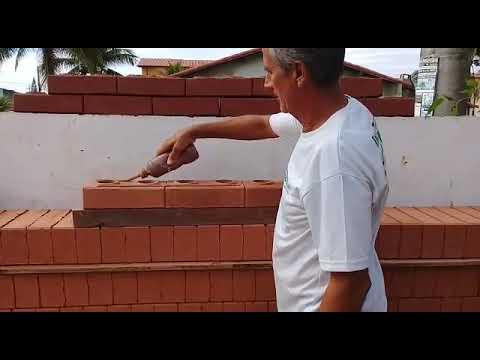 COMO COLAR O TIJOLINHO ECOLÓGICO - solo-cimento thumbnail