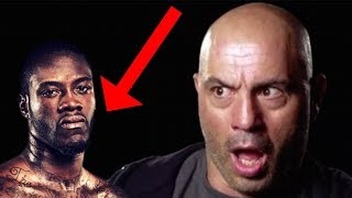 Deontay Wilder Tells Joe Rogan Why He Started Boxing - Not What You Think!