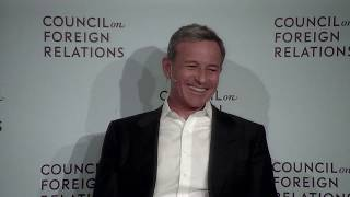 A Conversation With Disney CEO Robert A. Iger