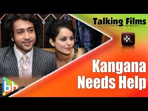 """""""Kangana Ranaut Genuinely Needs Help"""": Adhyayan Suman"""