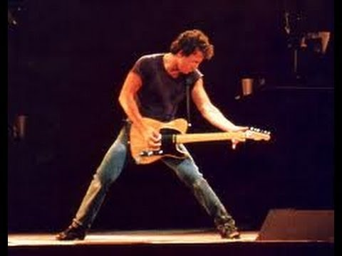 Bruce Springsteen Lyrics: I WISH I WERE BLIND [Album version]