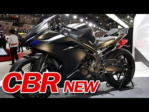 The Best Honda Sports Bike CBR 350RR 2017 Looks , Bike Review