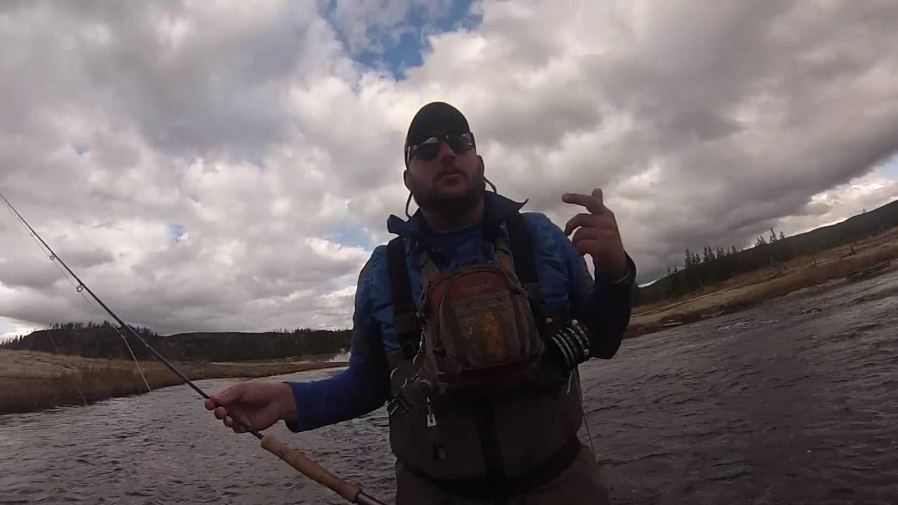 Yellowstone Fly Fishing October 2015   GoPro