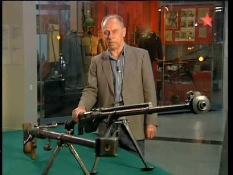 Оружие Победы. Противотанковые ружья ПТРД и ПТРС