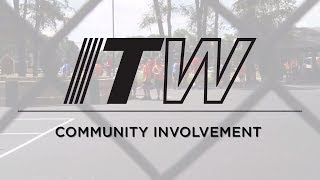 Illinois Tool Works (ITW) | Community Involvement