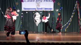 Maatraan - TTS 2013 Pongal Celebration - Dance for kaalmulaitha poove from Maatraan