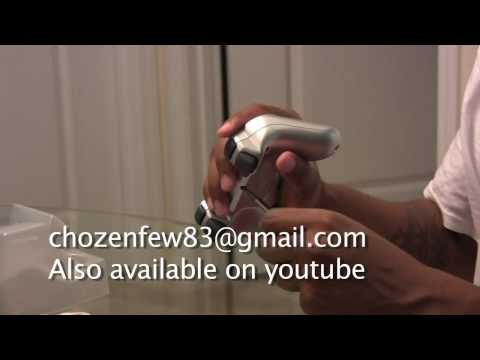 How to mod a PS3 controller part 1
