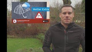Wetter Extra Von Schnee und Sturmgefahr am Donnerstag