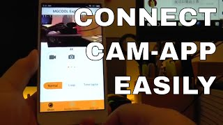 How to Connect to App - MGCOOL Explorer Pro 2 4K Action Camera
