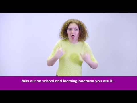 How Enquire supports young people (BSL)