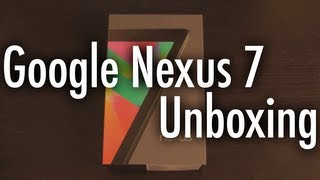 Google Nexus 7 Unboxing_ Android Jelly Bean Tablet