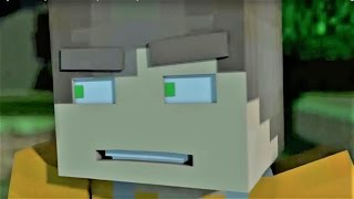"Minecraft Song and Minecraft Animation ""I"