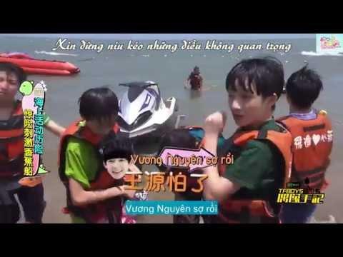 Roys WingsVietsubHD TFBOYS - Sổ Tay Thần Tượng Ep3
