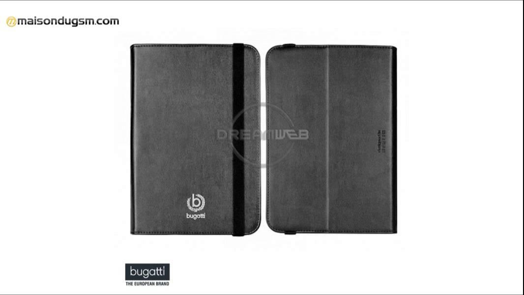 Etui tablette 7 8 pouces bugatti tabletcase berlin noir - Comparatif tablette 8 pouces ...