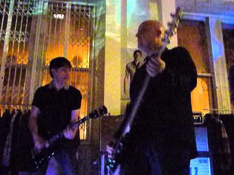 Inspiral Carpets - Saturn 5 - Pretty Green Manchester - 11th March 2013 video