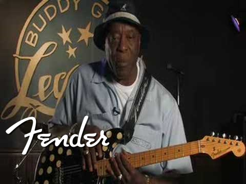 Buddy Guy Interview -