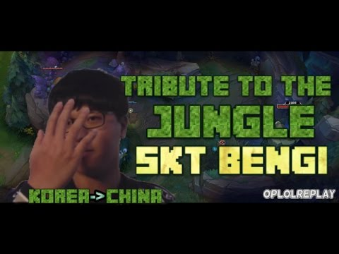 Tribute To The Jungle, SKT Bengi - The Best Jungler Ever In Lolesports