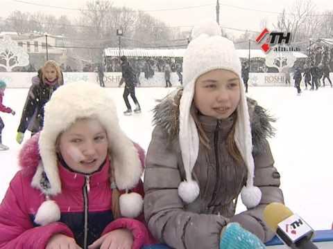 16.01.16 - Чего ожидать от погоды харьковчанам в начале недели