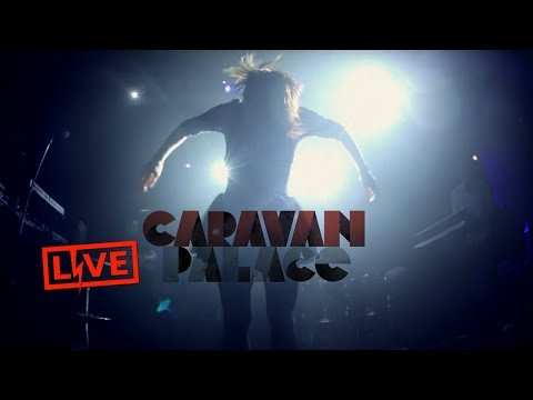 White Mink presents CARAVAN PALACE live in London - ( Official Video )