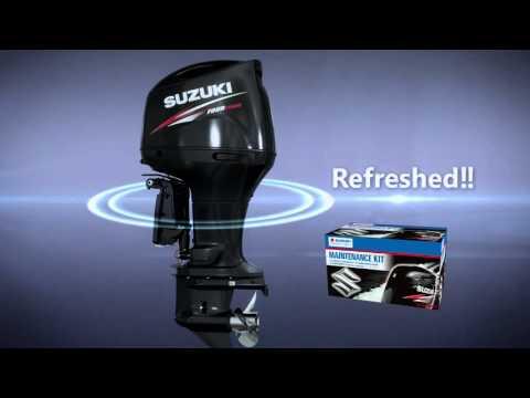 Suzuki Outboard Motor Maintenace Kit