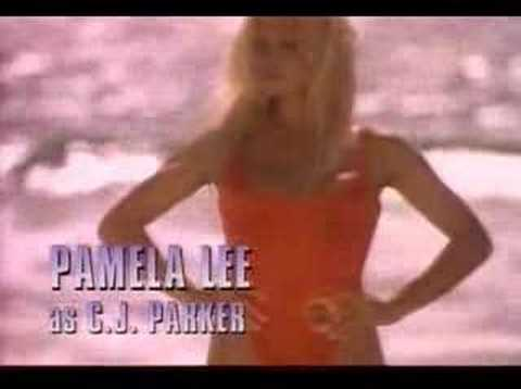 baywatch opening credits