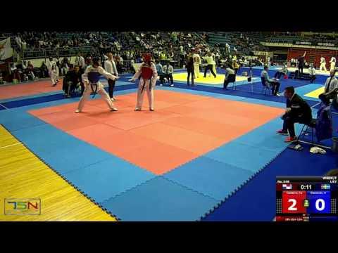 348- Glasnovic, Nikita  SWE vs. Carstens, Carolena PAN 1:3