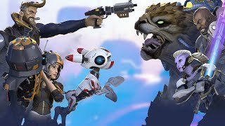 BIG BRAIN ZONE - Atlas Reactor with the #1 Player